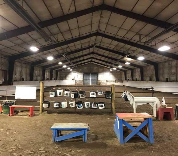 RMTC Equine Therapy Arena